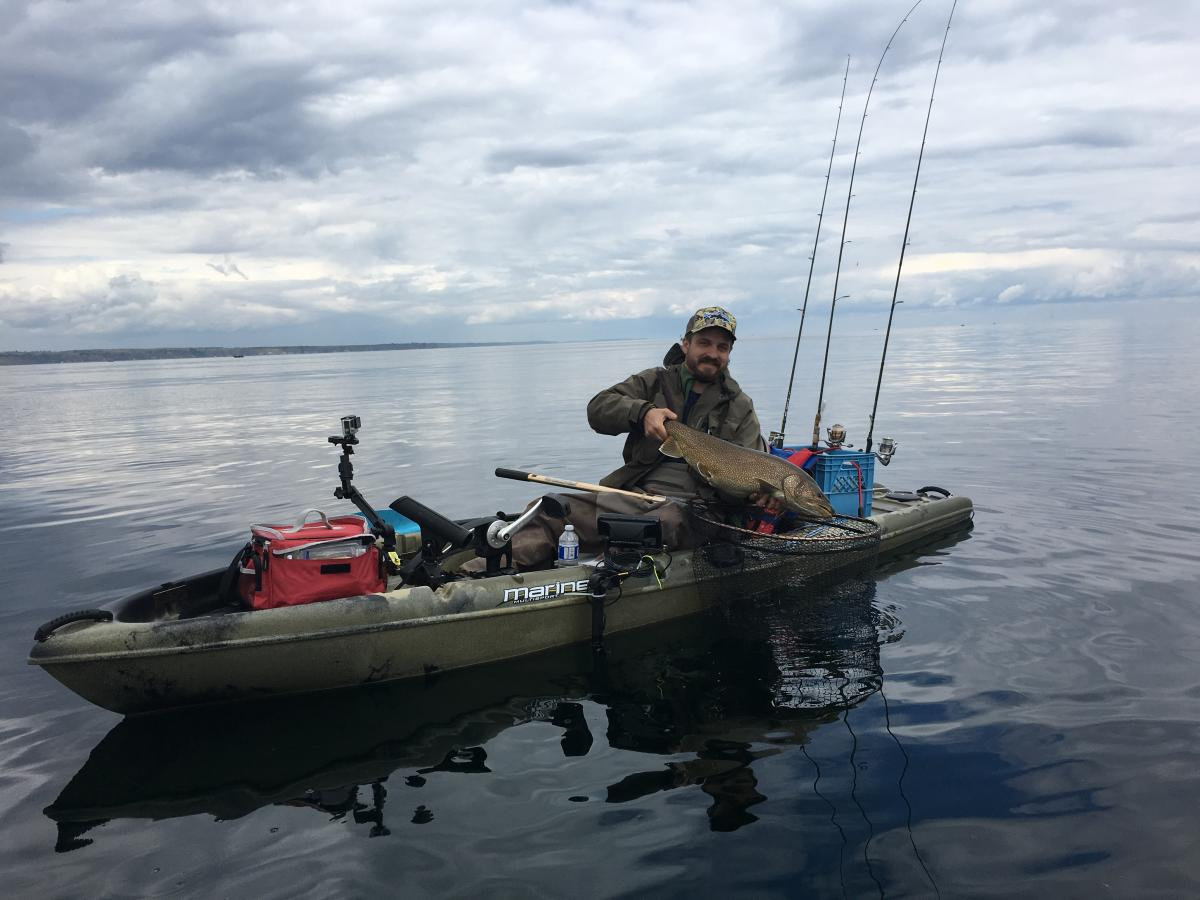 Lake simcoe opener 2017 general fishing discussion for Lake simcoe fishing