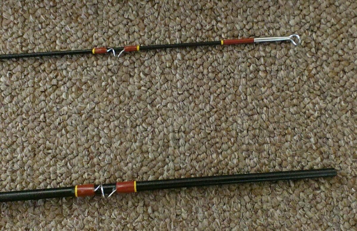 Swap my 8 39 6 wt med action fenwick black hawk fly rod for Blackhawk fly fishing