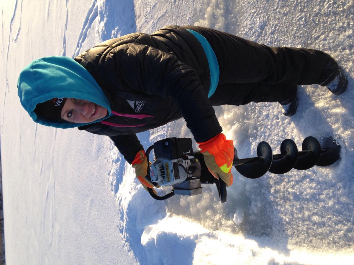 Black friday ice fishing ice fishing ontario fishing for Ice fishing forum