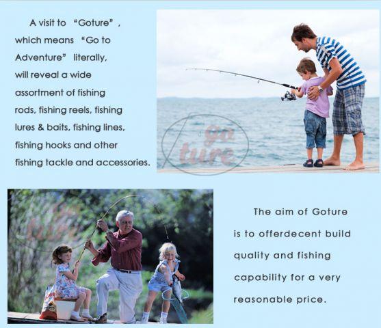 Goture fishing  goture.com