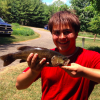 My PB smallmouth bass